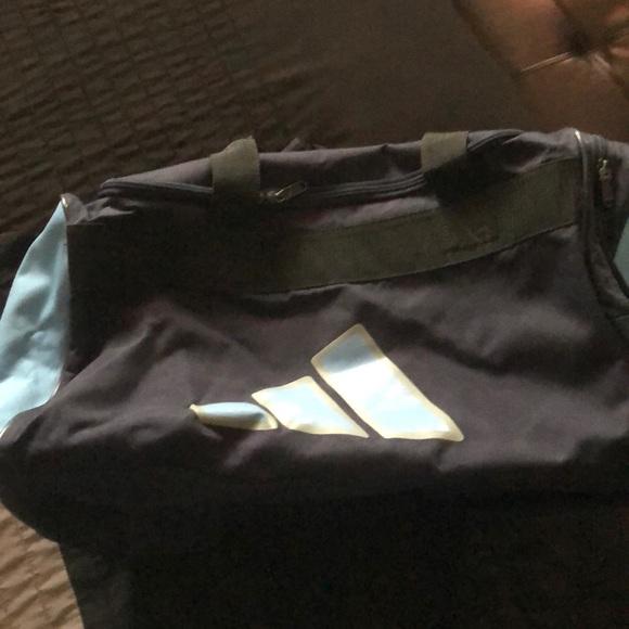 adidas Handbags - Adidas shoulder travel/gym bag